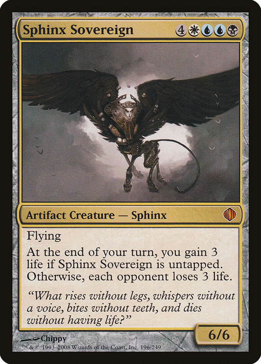 Sphinx Sovereign image