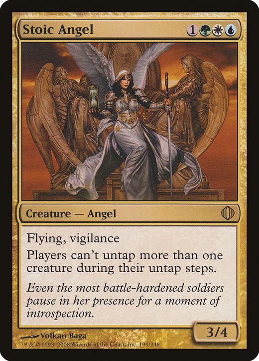 Stoic Angel image