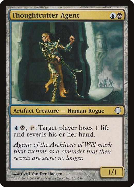 Thoughtcutter Agent image