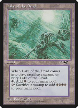 Lake of the Dead image