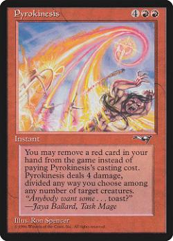 Pyrokinesis image