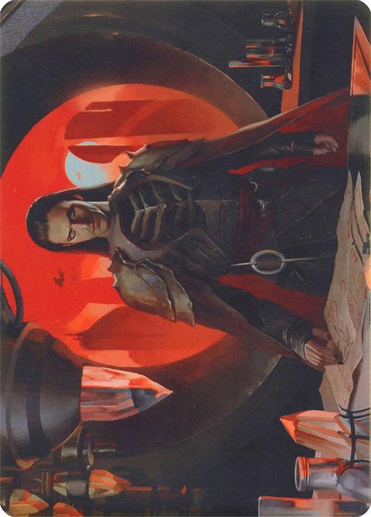 Yawgmoth, Thran Physician Card // Yawgmoth, Thran Physician Card image
