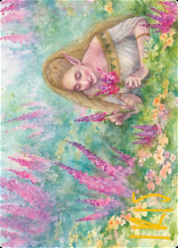 Abundant Harvest Card // Abundant Harvest Card image