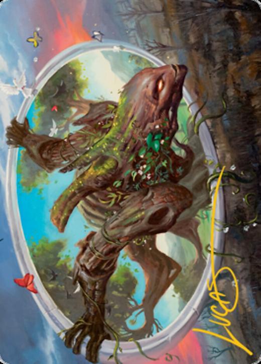 Gaea's Will Card // Gaea's Will Card image