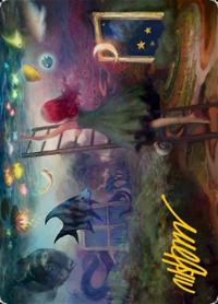 Lucid Dreams Card // Lucid Dreams Card image