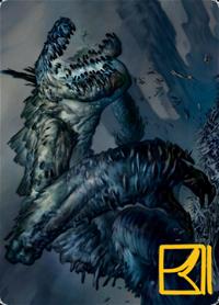 Necrogoyf Card // Necrogoyf Card image
