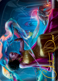 Radiant Epicure Card // Radiant Epicure Card image