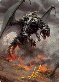 Scion of Draco Card // Scion of Draco Card image