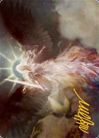 Serra's Emissary Card // Serra's Emissary Card image