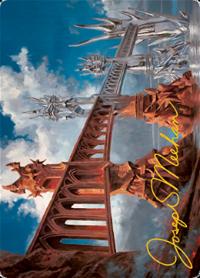 Silverbluff Bridge Card // Silverbluff Bridge Card image