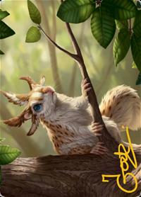 Squirrel Sovereign Card // Squirrel Sovereign Card image