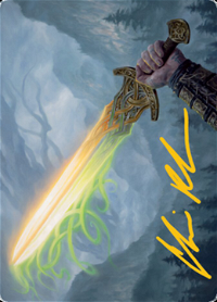 Sword of Hearth and Home Card // Sword of Hearth and Home Card image