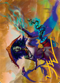 Sythis, Harvest's Hand Card // Sythis, Harvest's Hand Card image