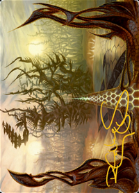 Thornglint Bridge Card // Thornglint Bridge Card image