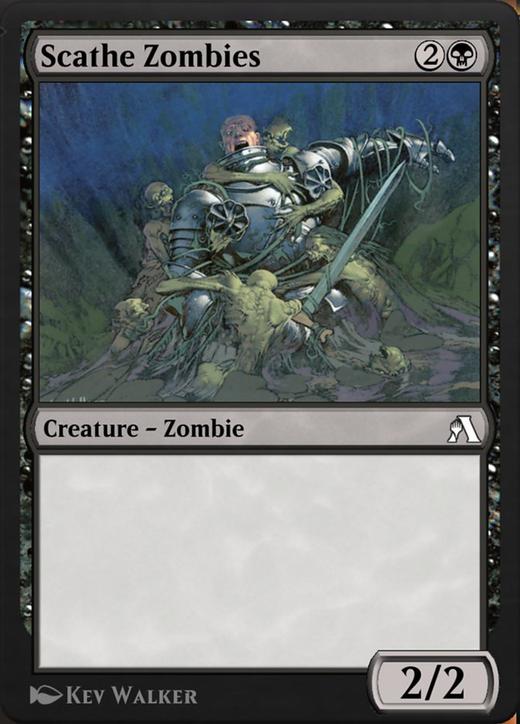 Scathe Zombies image