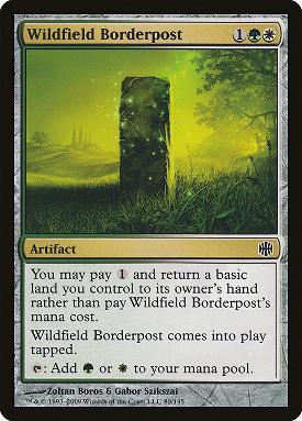 Wildfield Borderpost image