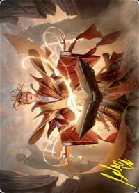 Augusta, Dean of Order Card // Augusta, Dean of Order Card image