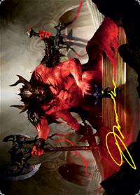 Awaken the Blood Avatar Card // Awaken the Blood Avatar Card image