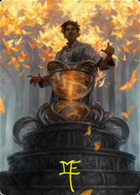 Introduction to Prophecy Card // Introduction to Prophecy Card image