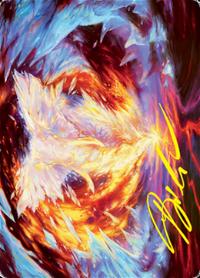 Magma Opus Card // Magma Opus Card image