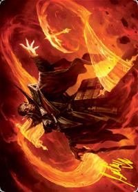Plargg, Dean of Chaos Card // Plargg, Dean of Chaos Card image