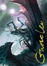 Specter of the Fens Card // Specter of the Fens Card image