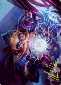 Storm-Kiln Artist Card // Storm-Kiln Artist Card image