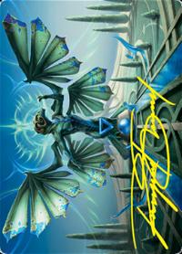 Tanazir Quandrix Card // Tanazir Quandrix Card image