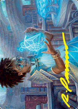 Zimone, Quandrix Prodigy Card // Zimone, Quandrix Prodigy Card image