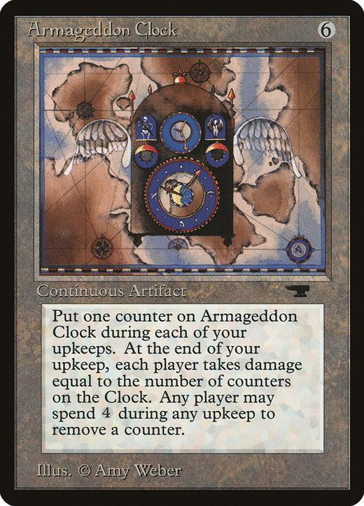 Armageddon Clock image