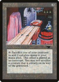 Ashnod's Altar