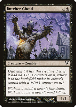 Butcher Ghoul image