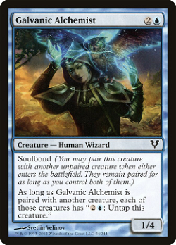 Galvanic Alchemist image