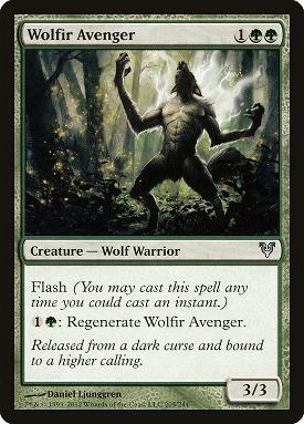 Wolfir Avenger image