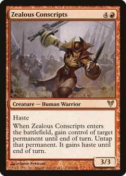 Zealous Conscripts image
