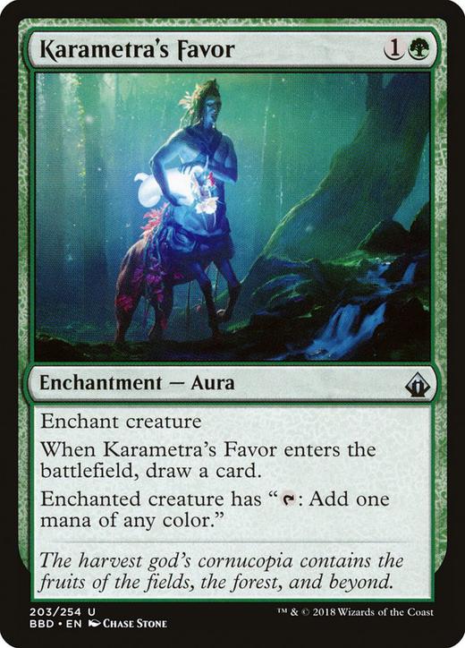 Karametra's Favor?&width=200