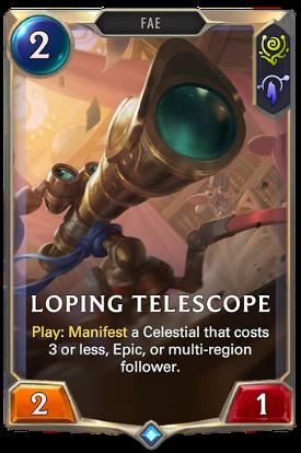 Loping Telescope image