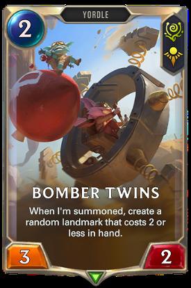 Bomber Twins image