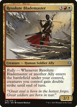 Resolute Blademaster image