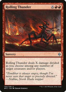 Rolling Thunder image