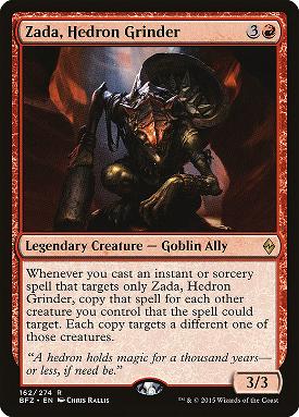 Zada, Hedron Grinder image