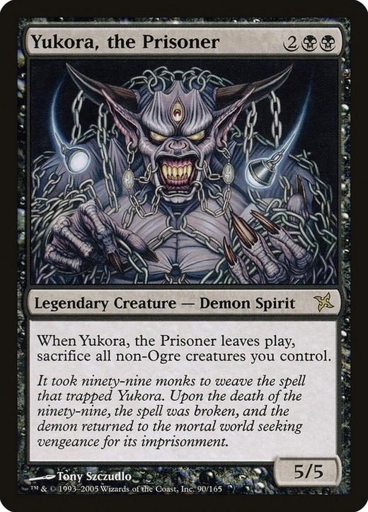 Yukora, the Prisoner image