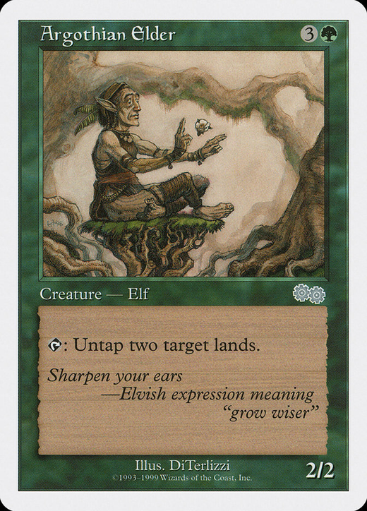Argothian Elder image