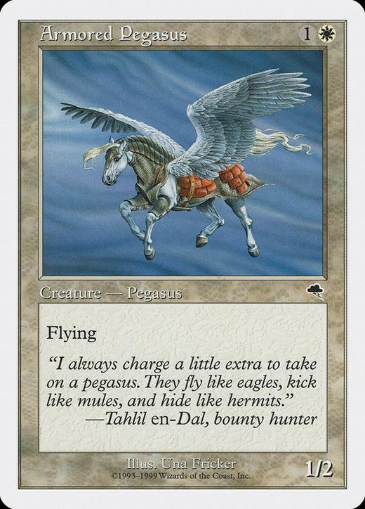 Armored Pegasus image