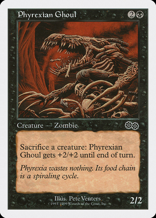 Phyrexian Ghoul image