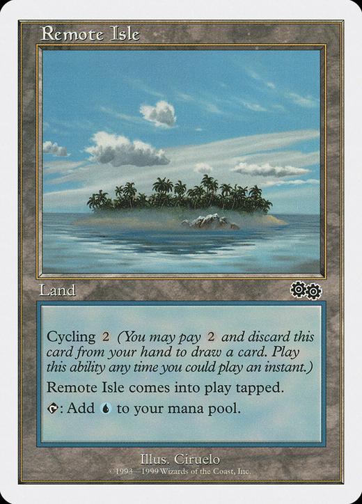 Remote Isle image