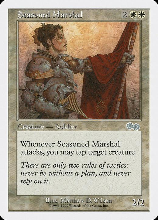 Seasoned Marshal image