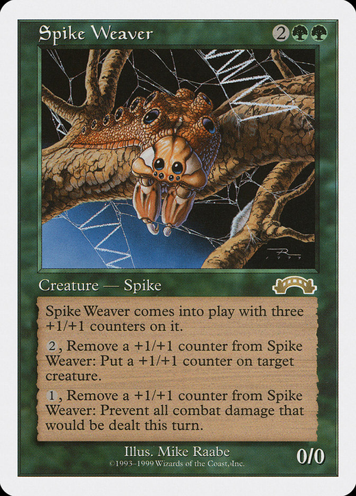 Spike Weaver image