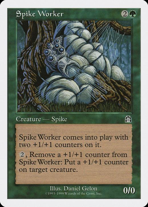 Spike Worker image