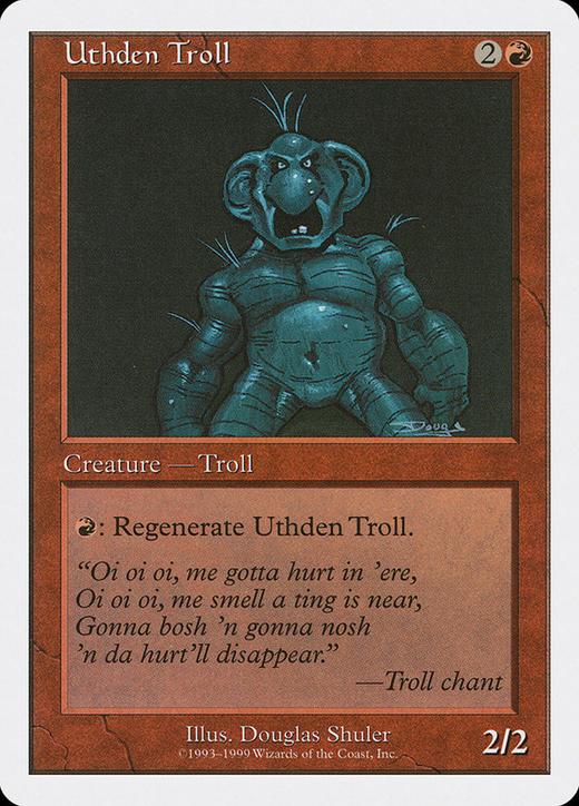 Uthden Troll image